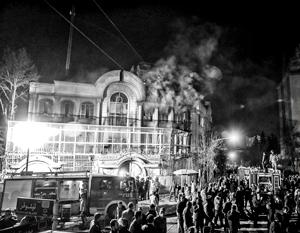 Отношения между Тегераном и Эр-Риядом и прежде были не лучшие