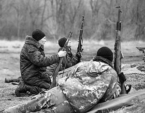 Налицо затягивание переговоров с украинской стороны при постоянном наращивании военной угрозы