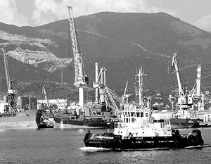 Шумная история с приватизацией Новороссийского морского торгового порта закончилась в итоге ничем