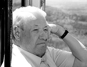 Первый президент России Борис Николаевич Ельцин