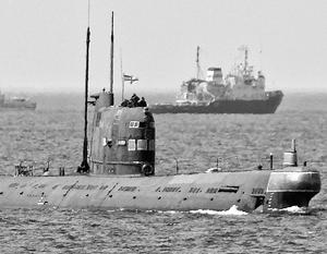Единственная подводная лодка Украины около 20 лет простояла у причала