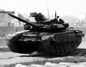 Т-90 остается самым популярным танком на мировом рынке вооружений