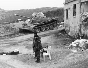 С самого начала военного конфликта все знали о роли Турции, помогающей боевикам