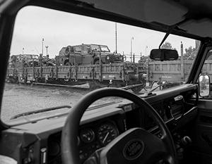 Проблемы с быстрой перевозкой военной техники – одна из причин, по которой страны Прибалтики хотят избавиться от железной дороги с российской шириной колеи