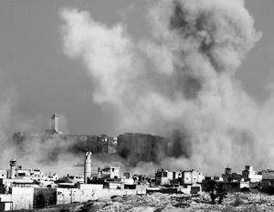 Второй по величине город Сирии, Алеппо, может оказаться целью турецкой агрессии