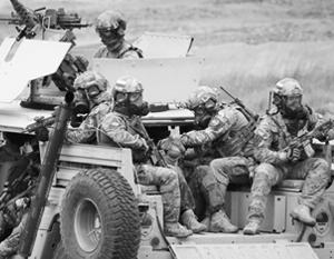 Дополнительное размещение натовских войск в Польше Варшава объясняет «российской угрозой»