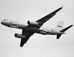 В настоящее время ВКС России располагают уже двумя такими стратегическими самолетами-разведчиками, полагают эксперты
