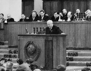 Речь Хрущева – кладезь будущих мифов о ВОВ