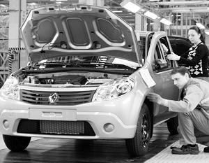 Иномарки, собранные на АвтоВАЗе, помогут росту российского ненефтегазового экспорта