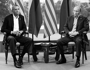 Характеризуя политику США, Путин как-то сказал: «Товарищ волк знает, кого кушать»