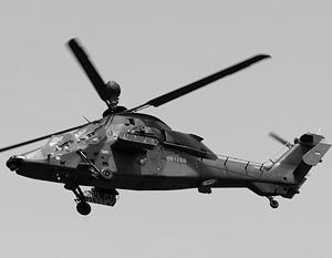 Из 31 вертолета Tiger, стоящих на вооружении бундесвера, всего 10 пригодны к эксплуатации, утверждают авторы доклада