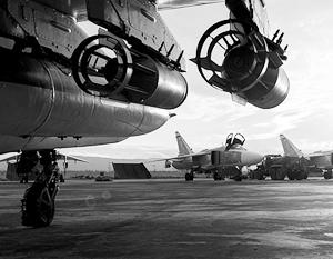 Американцы признают преимущество российской авиации в Сирии