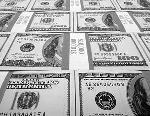 Россия вновь вкладывается в госдолг США