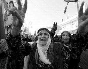 Курды формально объявили о создании своей федерации на территории Сирии год назад, но на этот раз они лучше подготовились