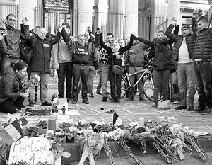 Брюссель стал второй за неполные пять месяцев европейской столицей, по которой был нанесен удар террористов