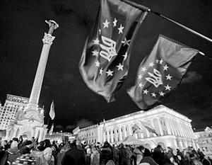 ЕС не спешит выполнять ни одно из своих обещаний, которыми соблазнял толпу на Майдане, даже про безвизовый режим