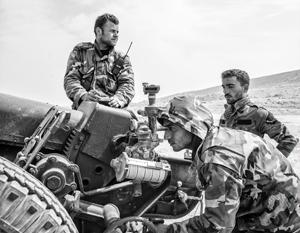 Сейчас сирийской армии сложно предъявить те претензии, что были актуальны еще четыре месяца назад