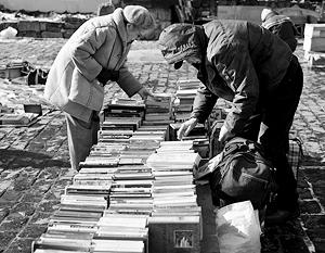 На Украине могут начать арестовывать российские книги