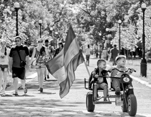 По словам главы МИД Приднестровья, уровень жизни в республике всегда был выше, чем в Молдавии и на Украине