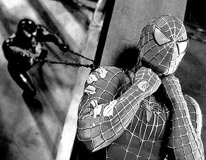 Кадр из фильма «Человек-паук: Враг в отражении»