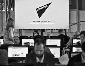 Международные правозащитники бьют тревогу в связи с блокировкой сайта Sputnik в Турции