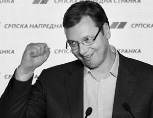 Премьер Вучич сам инициировал досрочные выборы, чтобы усилить свои позиции в парламенте для проведения болезненных и непопулярных реформ