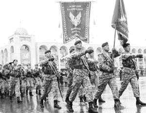 Парады в честь годовщины Победы в Великой Отечественной войне некоторые постсоветские страны заменили просто митингами