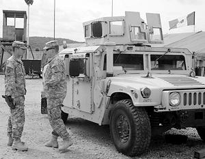 Военная техника НАТО оскорбляет жителей Кишинева
