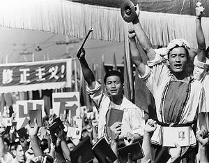 Считается, что от «культурной революции» пострадали порядка 100 млн человек