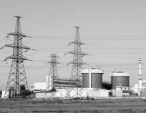 Влияние Вентероса может погубить атомные электростанции Украины