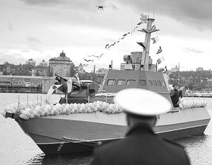 Планы Киева по расширению военно-морского флота выглядят фантастикой