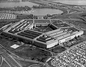В Пентагоне отрицают возможность проведения совместных операций против ИГ в Сирии