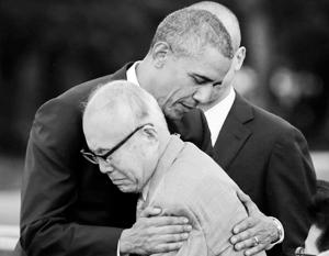Барак Обама совершил исторический визит в город Хиросима