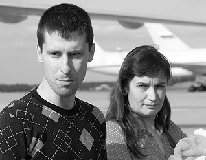 В Кремле подчеркнули, что Елену Глищинскую и Виталия Диденко приняли в России из гуманных соображений
