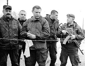Представления Захарченко о будущем ДНР находятся в «режиме «если»