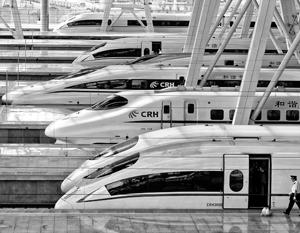 Масштаб китайских железнодорожных проектов без преувеличения грандиозен