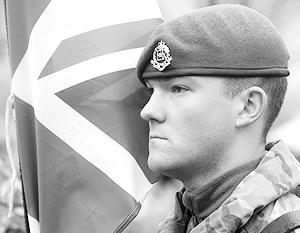 Британское минобороны восприняло в штыки идею континентальных соседей о создании единой армии ЕС