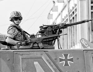 Новая сильная Европа хочет опираться на боеспособные вооруженные силы с высоким уровнем готовности
