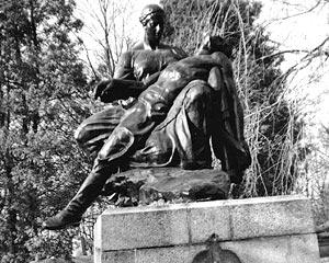 Воинский мемориал «Холм Славы» во Львове
