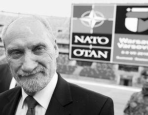 Антони Мацеревич призывает защищаться от России накануне саммита НАТО