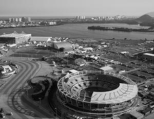 Западные СМИ считают, что первая в Южной Америке Олимпиада обречена на провал