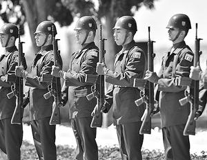 Армия Турции вторая по численности в НАТО и шестая в мире