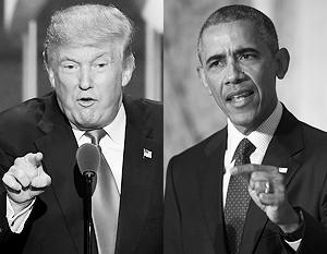 Демократы продолжают «топить» Трампа обвинениями в связях с Россией