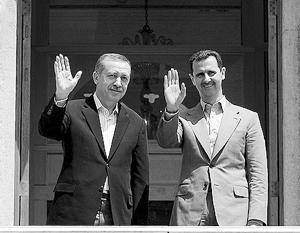 Реджеп Тайип Эрдоган дал понять, что впервые за пять лет готов разговаривать с Башаром Асадом