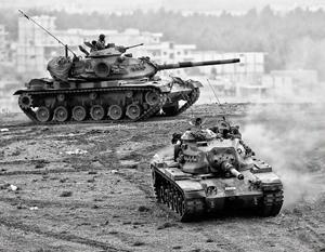 Турецкие войска почти без выстрелов захватили город Джараблус, который до этого курдские ополченцы не могли освободить от ИГИЛ с 2013 года