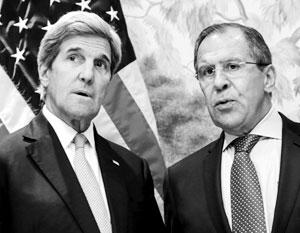 Переговоры Керри и Лаврова по Сирии продолжались более 12 часов