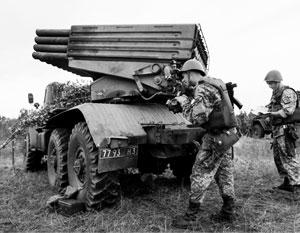 В настоящий момент ВСУ провоцируют уже не только ВСН, но и армию России