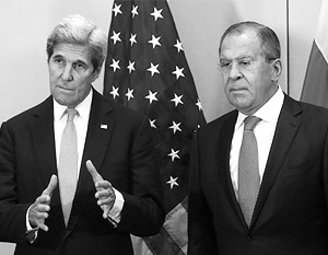 Американские СМИ подчеркивают «активное доверие» Джона Керри к Москве