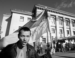 Украина грозит не допустить российских избирателей к урнам