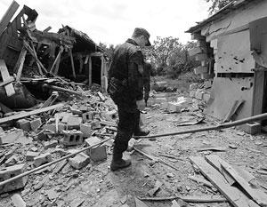 За ночь с 13 на 14 сентября на прифронтовые населенные пункты упало почти 600 снарядов